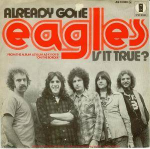 Cover - Eagles: Already Gone