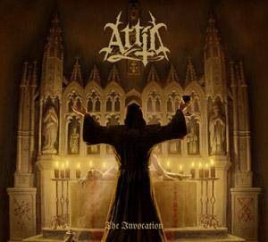 Attic: The Invocation (CD) - Bild 1