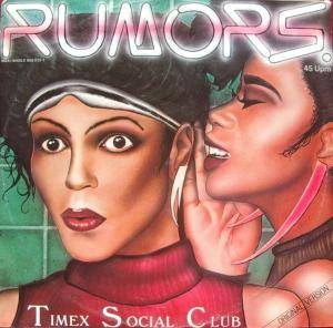 Timex Social Club: Rumors - Cover