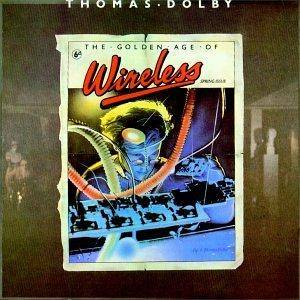 Thomas Dolby: Golden Age Of Wireless, The - Cover