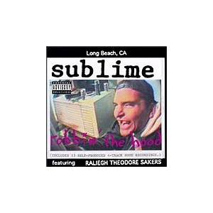 Cover - Sublime: Robbin' The Hood