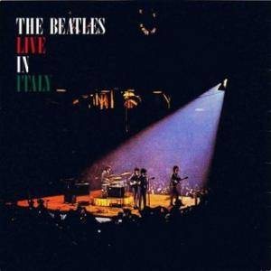 The Beatles: Live In Italy - Cover