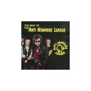 Anti-Nowhere League: Best Of The Anti Nowhere League, The - Cover