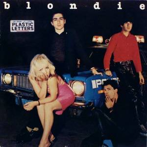 Cover - Blondie: Plastic Letters