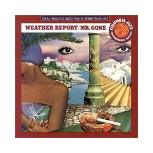Cover - Weather Report: Mr. Gone