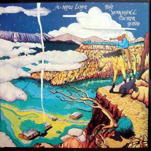 The Marshall Tucker Band: New Life, A - Cover
