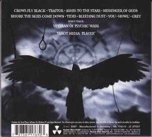 Tarot: Crows Fly Black (CD) - Bild 2