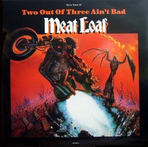 Meat Loaf: Two Out Of Three Ain't Bad - Cover