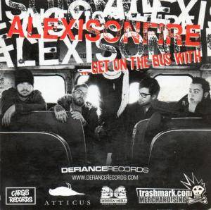 Cover - Alexisonfire: ... Get On The Bus With Alexisonfire