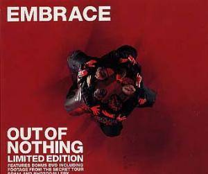 Embrace: Out Of Nothing - Cover
