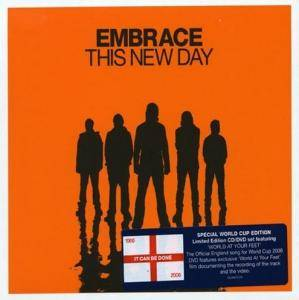 Embrace: This New Day - Cover