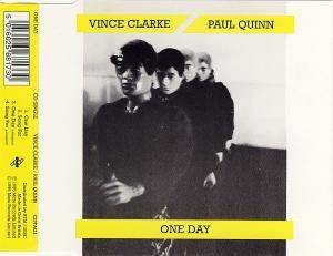 Vince Clarke & Paul Quinn: One Day - Cover