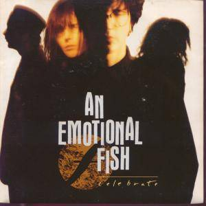 Cover - An Emotional Fish: Celebrate
