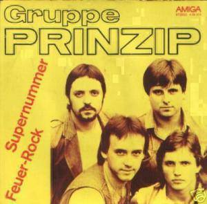 Cover - Prinzip: Supernummer