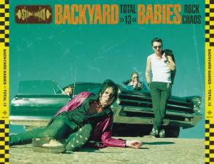 Backyard Babies: Total 13 (CD) - Bild 2