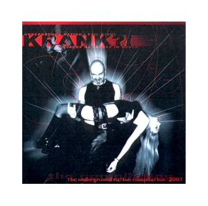 Cover - Abandoned: Krank?! The Underground Nation Compilation Vol. 01