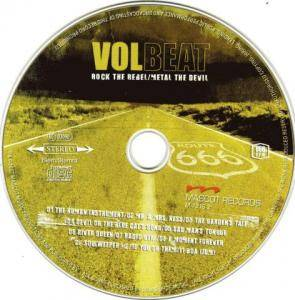 Volbeat: Rock The Rebel/Metal The Devil (CD) - Bild 4