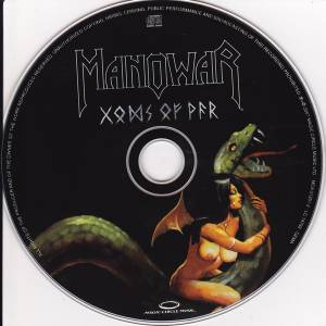 Manowar: Gods Of War (CD) - Bild 4