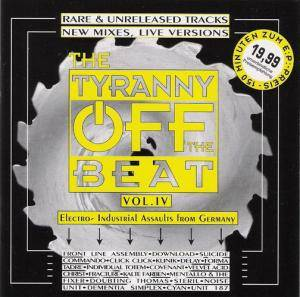 Cover - Xyphax: Tyranny Off The Beat Vol. IV, The
