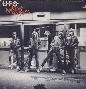 UFO: No Place To Run (LP) - Bild 1