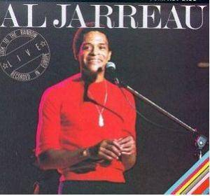 Al Jarreau: Look To The Rainbow / Live In Europe - Cover