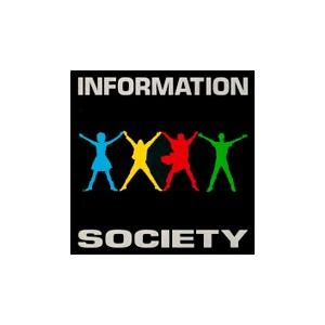 Information Society: Information Society - Cover