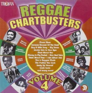 Cover - Sharon Forrester: Reggae Chartbusters Volume Four