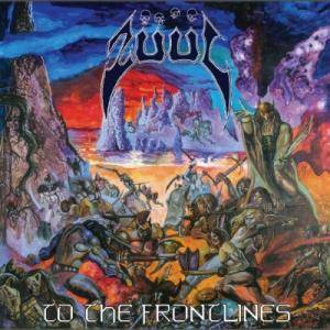 Züül: To The Frontlines - Cover