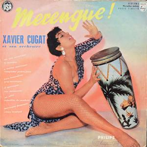 Cover - Xavier Cugat & His Orchestra: Merengue!