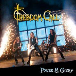 Freedom Call: Power & Glory - Cover
