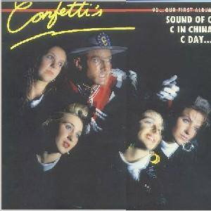 Cover - Confetti's: 92... Our First Album