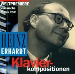Heinz Erhardt Klavierkompositionen Cd 1994