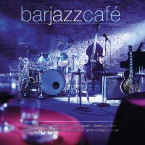 Cover - Greg Adams: Barjazzcafé
