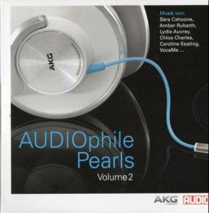 Cover - Amund Enger: Audiophile Pearls Volume 2