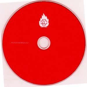 Rammstein: Mein Herz Brennt (Single-CD) - Bild 3