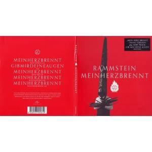 Rammstein: Mein Herz Brennt (Single-CD) - Bild 9