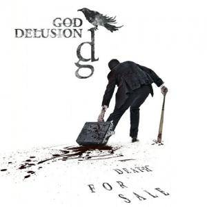 God Delusion: Death For Sale - Cover