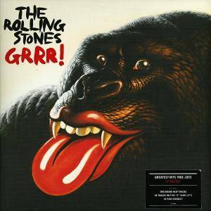 The Rolling Stones Grrr 5 Lp 2012 Compilation