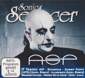 Sonic Seducer - Cold Hands Seduction Vol. 124 (2011-11) - Cover