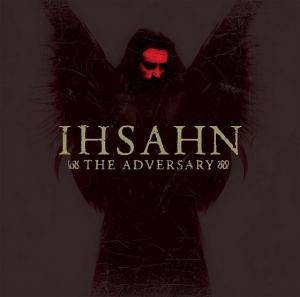 Ihsahn: Adversary, The - Cover