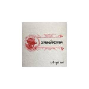 The World/Inferno Friendship Society: Red-Eyed Soul (CD) - Bild 1