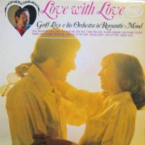 Cover - Geoff Love And His Orchestra: Love With Love