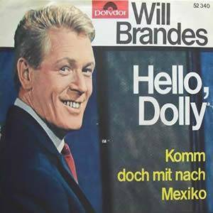 Cover - Will Brandes: Hello, Dolly