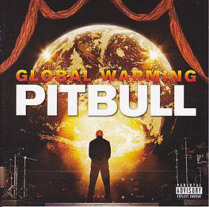 Cover - Pitbull: Global Warming
