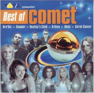 Cover - O-Town: Best Of Comet