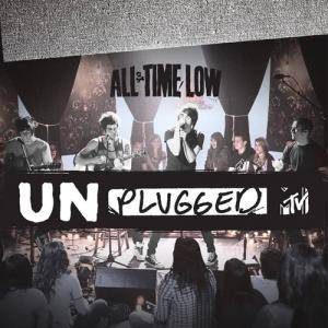 Cover - All Time Low: MTV Unplugged