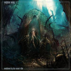 Sulphur Aeon: Swallowed By The Ocean's Tide - Cover