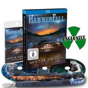 HammerFall: Gates Of Dalhalla (Blu-Ray Disc + 2-CD) - Bild 2