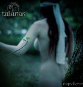 Cover - Talanas: Corpseflower