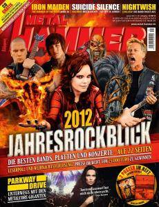 Metal Hammer - Maximum Metal Vol. 180 (CD) - Bild 4